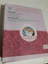 Rose Detox Foot Patch 10PCS/ Box