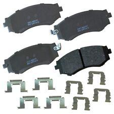 Disc Brake Pad Set-Stop Ceramic Brake Pad Front Bendix SBC485