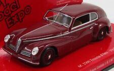 Minichamps 1/43 Alfa Romeo 6C Freccia Oro 1947 Promotional Model Red 403120484