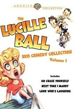 Lucille Ball - The Lucille Ball RKO Comedy Collection: Volume 1 [New DVD] Manufa