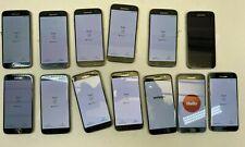 Lot Of 13 Samsung Galaxy S7 Sm-G930V - 32Gb - Black Onyx (Verizon) Bulk