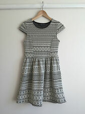Lovely Top Shop Petite dress UK10 Made in UK As new