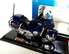 BURAGO 1:18 MOTO DIE CAST BMW R1100 RT CARABINIERI ART 18-51110