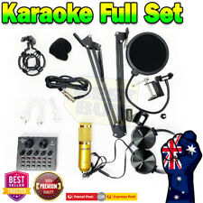The Singing Machine Classic Karaoke System/CD+G/Bluetooth/RCA/2 Mics/LED Display