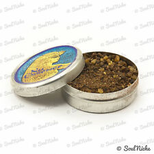 Earth Nu Essence Resin Incense: Vetivert, Patchouli, Labdanum, Amber, Sandalwood