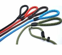 Figure 8 Slip Lead for Dogs | Training Leads | Choice of Colours | 13 mm x 1.2 m