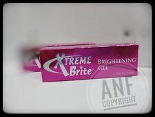 XTREME BRITE GEL Brightening Bleaching Lightening 1 oz - One Tube Authentic 100%