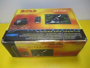"PARTS:  BOSS Audio System BV-71R 7"" TFT monitor"