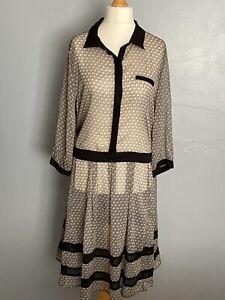 Betty Jackson Dress Uk 16 New