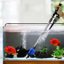 Automatic Gravel Cleaner Electric Aquarium Medium Large Tank Water Cleaner