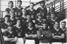 SWINDON TOWN FOOTBALL TEAM PHOTO>1986-87 SEASON
