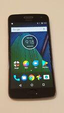 MOTO G5 Plus (XT1687) - 32GB- Gray - GSM Unlocked - Bright spots on LCD # 06JY