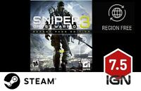 Sniper Ghost Warrior 3 Complete Edition [PC] Steam Download Key