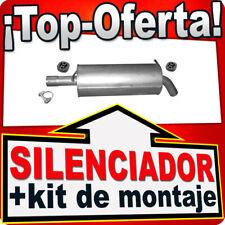Silenciador trasero VW AMAROK 2.0 TDi BiTDi desde 2010 Escape ATE