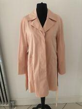 JOBIS Peach summer coat  SIZE 38 12/14(WORN ONCE )