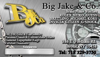 Big Jakes Jewelry