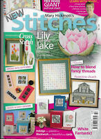 Mary Hickmott's New Stitches No 157 Lily of the Lake Giant Pull Out Chart Spring