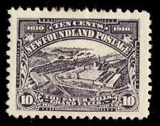 #95 Newfoundland Canada mint well centered
