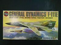 General Dynamics F-111,E, taktischer Jagdbomber, Airfix, Scale:1/72, Kit:04008-6