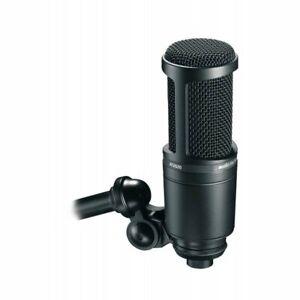 Audio-Technica AT2020 Cardioid Condenser Large Diaphragm Microphone
