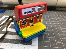 Polaroid 600 Instant Film Camera- Multi-Colored LEGOLAND Lego RARE  TESTED
