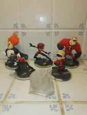 Disney Infinity THE INCREDIBLES Bundle Family, Syndrome & Crystal - See Offer!