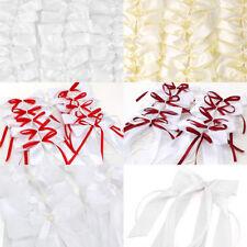 Décorations de fête rubans, noeuds sans marque pour la maison