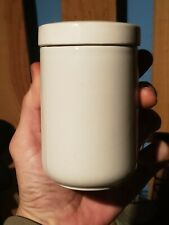 Vintage Apothecary Jar Cirram Birmingham