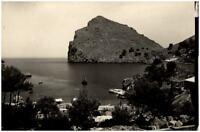 Mallorca Spanien Ansichtskarte ~1950/60 La Calobra y Morro de vaca ungelaufen