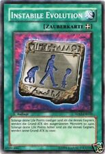 YU-GI-OH 3x instabile EVOLUTION - - - 5ds2
