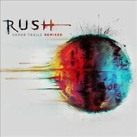 Vapor Trails [Remixed] [Digipak] by Rush (FACTORY SEALED NEW CD)