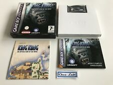 King Kong - Nintendo Game Boy Advance GBA - PAL FAH