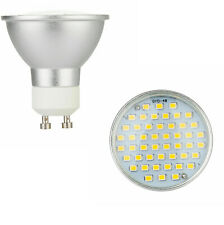 220V GU10 3W 5W 7W Spotlight Lamp SMD Save Energy Light Bulb 48 60 80leds LED