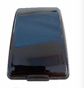 Aluminum Bankcard Blocking Hard Case Wallet Credit Card Anti-RFID Scan Protect