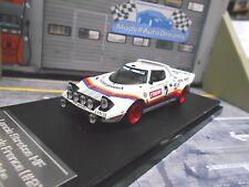 LANCIA Stratos HF Rallye tour de France 1981 #2 Darniche Total Equipe HPI 1:43