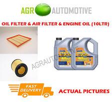 PETROL OIL AIR FILTER + LL 5W30 OIL FOR BMW 535I GRAN TURISMO 3.0 306 BHP 2009-