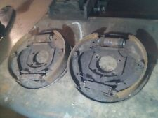 Vw Classic Beetle 1303 ONLY Front Drum Brake Backing Plates