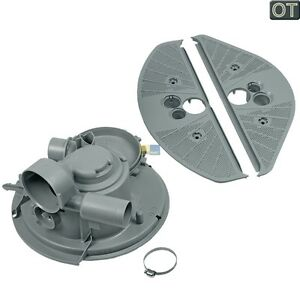 Pumpentopf Reparatursatz Sammeltopf Spülmaschine Bosch Siemens 11002716