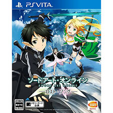 Sword Art Online: Lost Song PS Vita SONY JAPANESE NEW JAPANZON