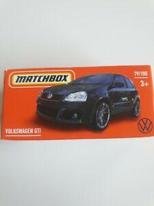 Matchbox Volkswagen VW Golf GTI 79/100 2021