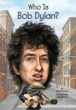 Who Is Bob Dylan? O'Connor Singer Songwriter Penguin What? Where? Was...? Series