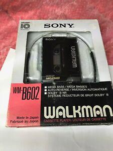 cassette player Sony Walkman WM-B602