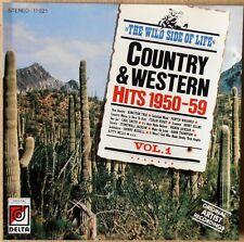 Country & Western Hits 1950 - 59 - Kingston Trio, Carl Smith u.a. - CD