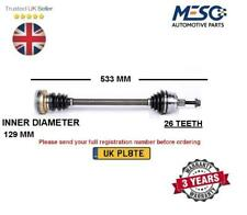 DRIVE SHAFT AXLE FITS FOR TOYOTA HILUX / 4 RUNNER 2.4 3.0 1989-1998 RIGHT LEFT