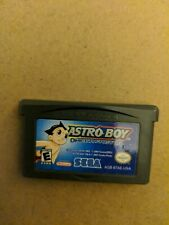 Astro boy omega factor gba. Game, box, poster