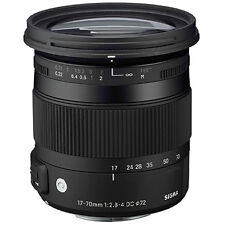 Sigma 17-70mm F2.8-4 DC Macro HSM 'C' Lens for Canon EOS Mount (UK Stock) BNIB