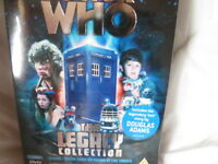 Doctor Who The Legacy Collection Shada / Plus Than 30 Ans En The Tardis DVD Dr