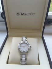 Tag Heuer Formula 1 Diamond Set Ladies Watch WAH1315