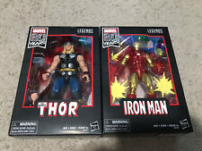 marvel legends 80th anniversary Thor And Iron Man