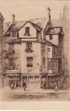 House In Which John Knox Died, EDINBURGH, Midlothian